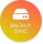 Backup Sync Icon